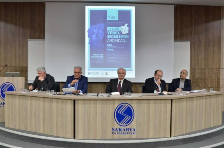 31 Mart Yerel Seçim Sonuçları Değerlendirildi